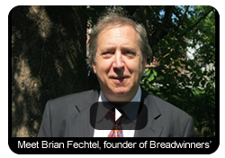 Meet Brian Fechtel - Founder of Breadwinners' Insurance